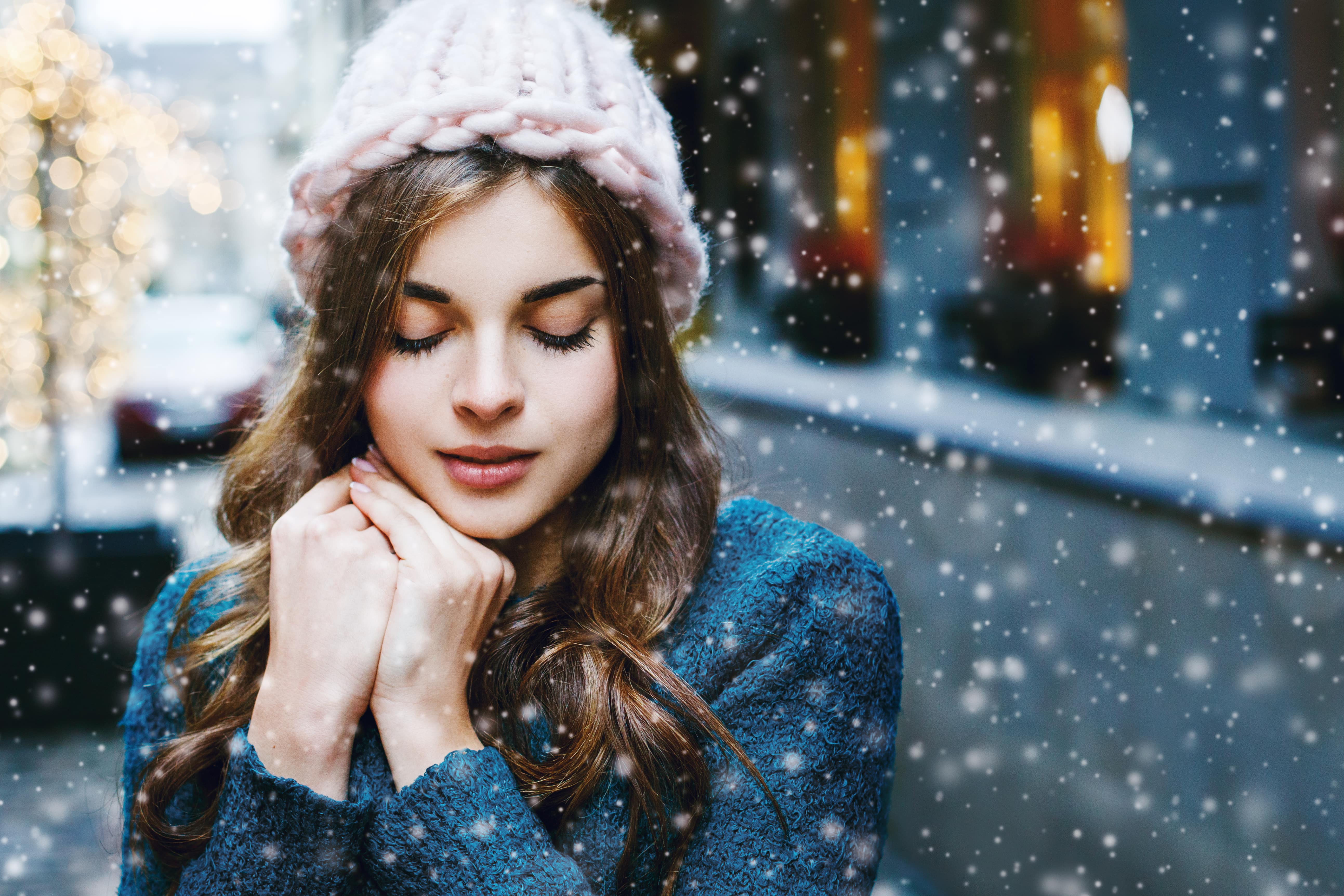 Top Tips For Winter Hair Care Rumours Hair